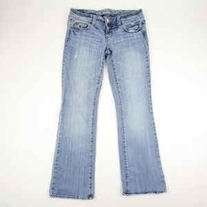American Eagle Women's Slim Boot Jeans Size 4S